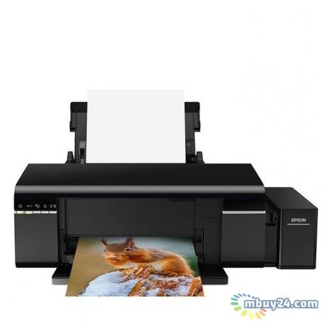 Принтер Epson L805 Фабрика печати c Wi-Fi (C11CE86403)