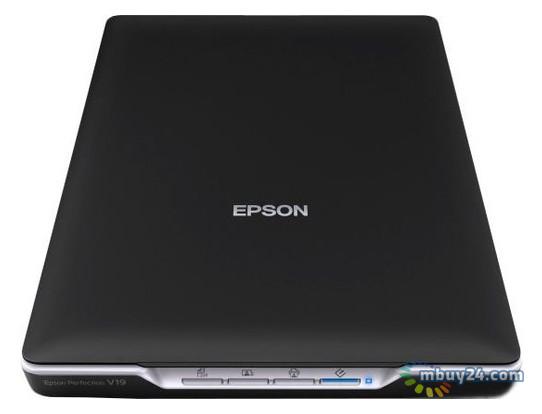 Сканер Epson Perfection V19 А4 (B11B231401)