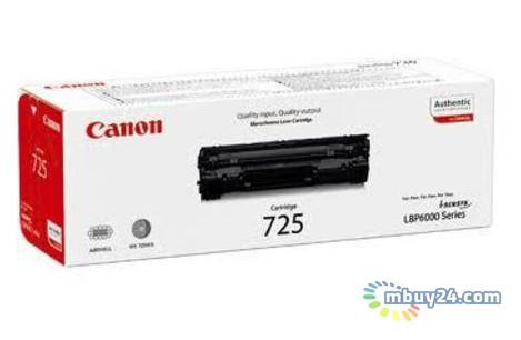 Картридж лазерный Canon 725 Black (3484B002)