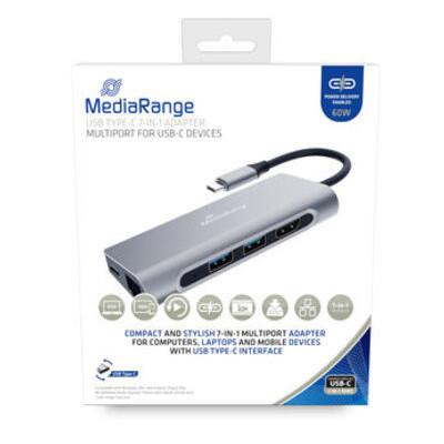 USB Hub 7-in-1 MediaRange MRCS510