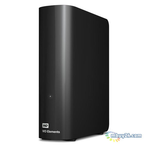 Внешний жесткий диск WD 8TB 3.5 USB 3.0 Elements Desktop (WDBWLG0080HBK-EESN)