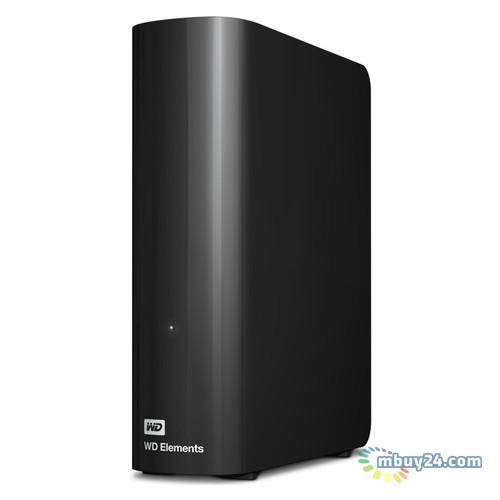 Внешний жесткий диск WD 8TB 3.5 USB 3.0 Elements Desktop (WDBWLG0080HBK-EESN)