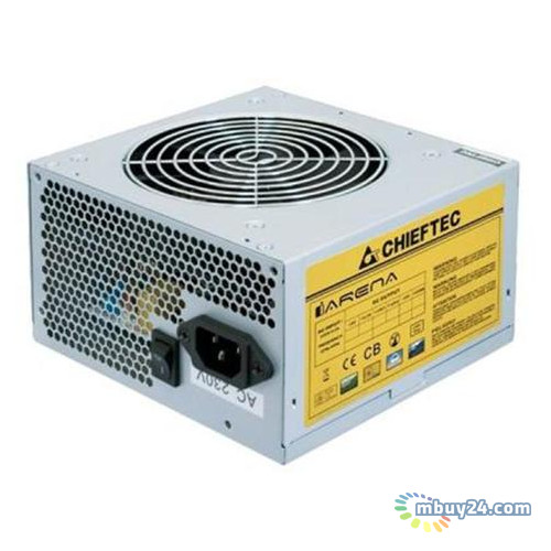Блок питания Chieftec GPA-700S, ATX 2.3, APFC, 12cm