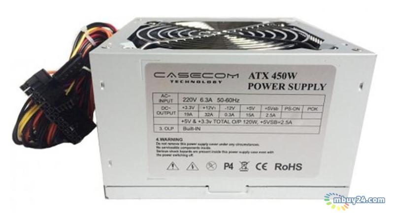 Блок питания CaseCom (CM 450 ATX)