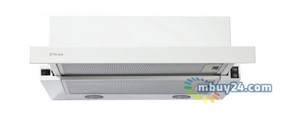 Вытяжка декоративная T-образная Perfelli T 6612 A 1000 W LED