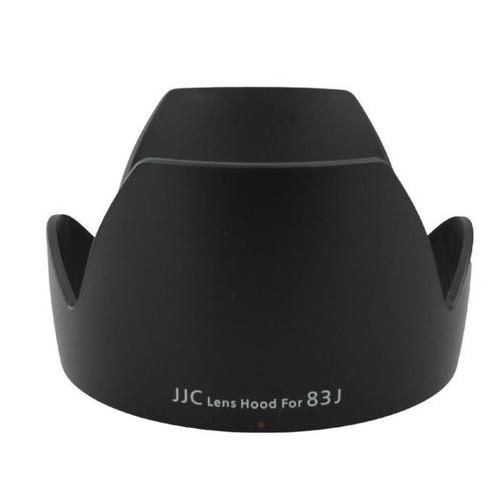 Бленда JJC LH-83J (Canon EF-S 17-55 f/2.8 IS USM)