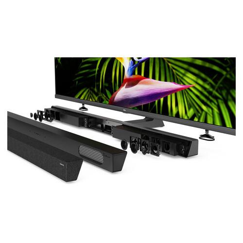 Телевизор TCL 65 Mini LЕD 4K 65X10 Smart Android Black (JN6365X10)