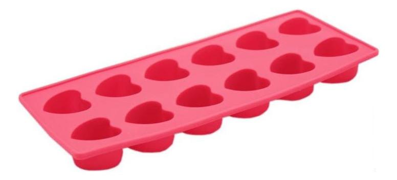 Силиконовая форма для льда Krauff 26-184-031 22,3x9,4x2,5см