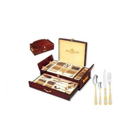 Столовый набор Hoffburg Elegance HB 72827 GS 72 предмета