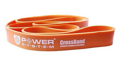 Резина для тренировок Power System CrossFit Level 2 PS-4052 Orange