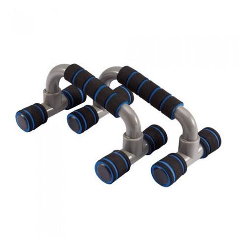 Упоры для отжимания LiveUp Plastic Push Up Bar 14,5х23,2х12-10см (LS3164E)