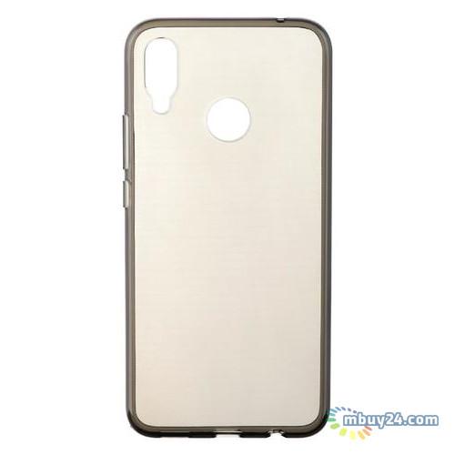 Чехол 2Е Samsung Galaxy S10 Crystal Black (2E-G-S10-AOCR-BK)