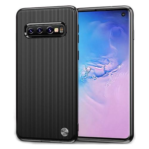 Чехол Ipaky Travel Series/Soft TPU Case Samsung Galaxy S10 Black