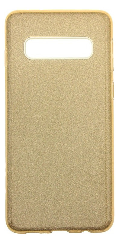Чехол Toto TPU Case Rose series 3 in 1 Samsung Galaxy S10 Gold