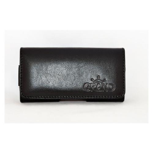 Чехол-карман Grand Premium Nokia 230 черный