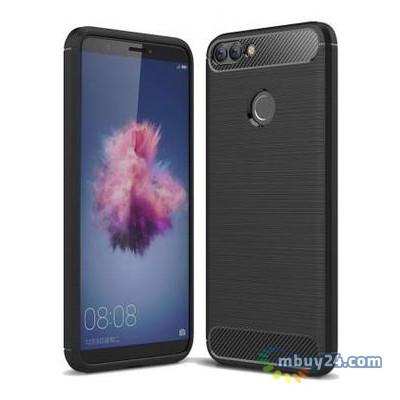 Чехол для телефона Laudtec Huawei Y7 Prime 2018 Carbon Fiber Black (LT-YP2018)