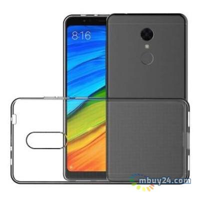 Чехол для телефона Laudtec Xiaomi Redmi 5 Plus Clear tpu Transperent (LC-XR5P)