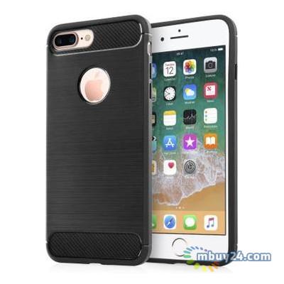 Чехол Laudtec AppleiPhone7PlusCarbon Fiber Black (LT-AI7PB)