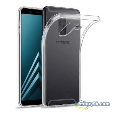Чехол для телефонов Laudtec Samsung A6 Plus 2018/A605 Clear TPU Transperent (LC-A605F)