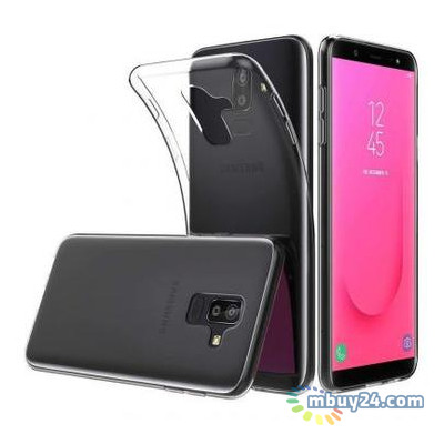Чехол для телефонов Laudtec Samsung GalaxyJ82018 Clear TPU Transperent (LC-GJ810T)