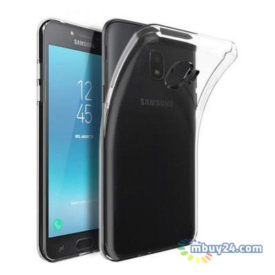 Чехол для телефонов Laudtec Samsung J4/J400 Clear TPU Transperent (LC-J400F)