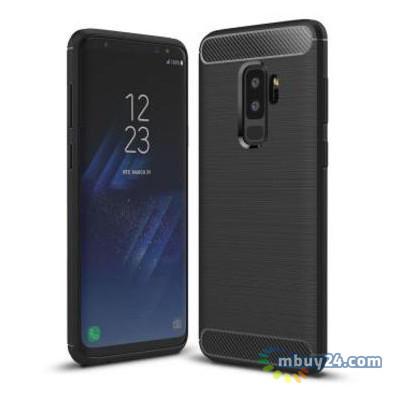 Чехол для телефонов Laudtec Samsung Galaxy S9 Carbon Fiber Black (LT-GS9B)