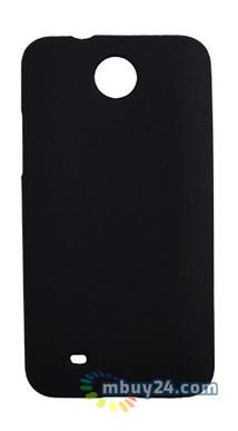 Чехол для HTC Desire 300 Black Drobak Elastic PU (218861)
