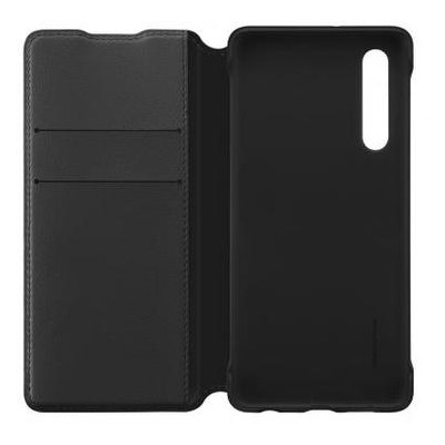 Чехол для телефона Huawei P30 Wallet Cover Black (51992854)