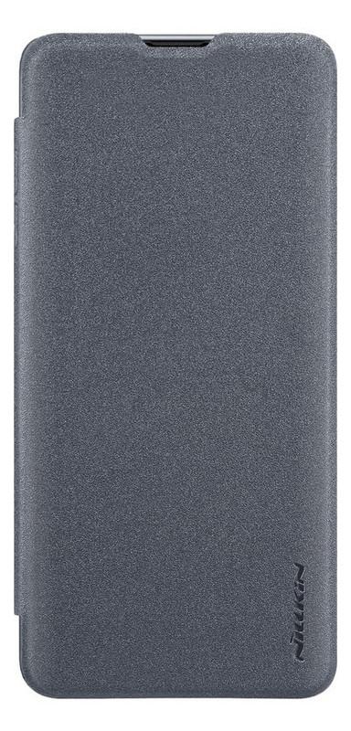 Чехол Nillkin Sparkle Leather Case Samsung Galaxy S10 (SM-G973) Black