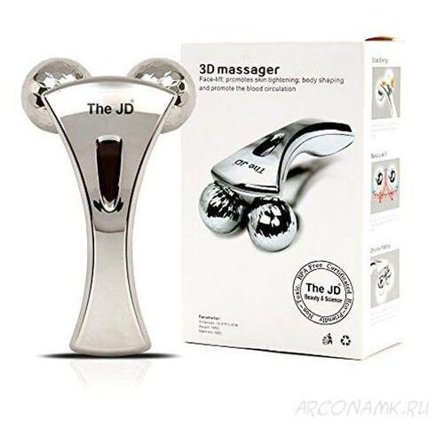 Массажер для лица 3D Massager