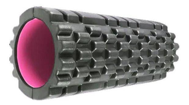 Массажный ролик Power System Fitness Foam Roller PS-4050 Pink (4050PI-0)