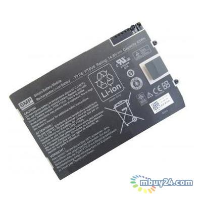 Аккумулятор для ноутбука Dell Alienware M11x PT6V8 4300 mAh 8cell 14.8V Li-ion (A47014)