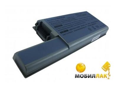 Аккумулятор для ноутбука Dell YD623  D820, D531, D531N, D830, M4300  11.1V Grey 5200mAhr