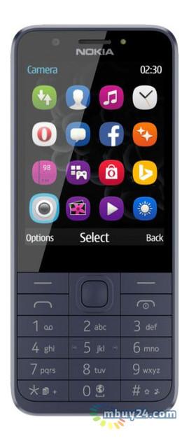 Мобильный телефон Nokia 230 Dual Sim Blue