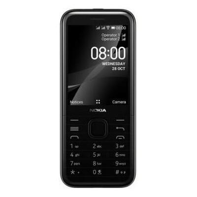 Мобильный телефон Nokia 8000 DS 4G Black