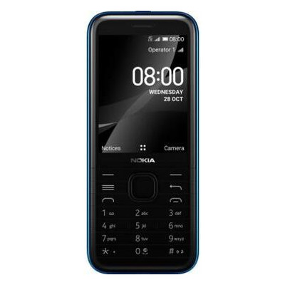 Смартфон Nokia 8000 DS 4G Blue