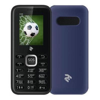 Мобильный телефон 2E S180 Blue (680051628653) *CN