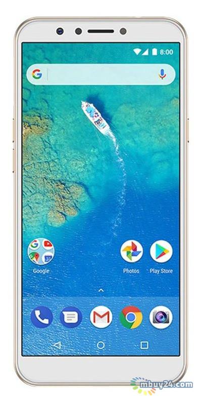 Мобильный телефон General Mobile 8 3/32 Gold