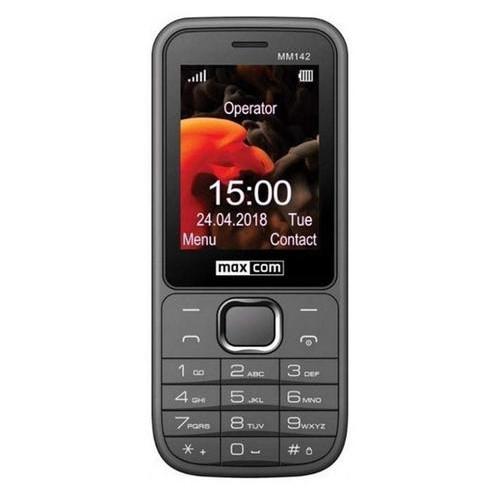 Мобильный телефон Maxcom MM142 Gray