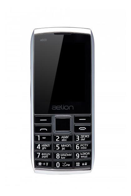 Мобильный телефон Aelion A600 Black
