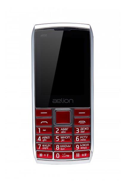 Мобильный телефон Aelion A600 Red
