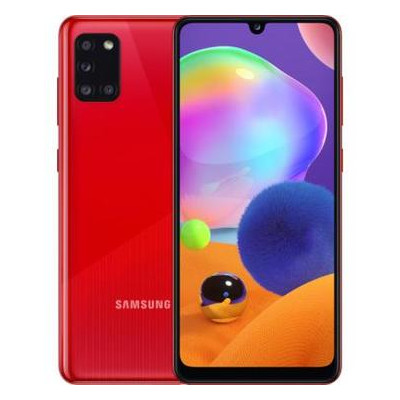 Мобильный телефон Samsung SM-A315F/64 (Galaxy A31 4/64Gb) Prism Crush Red (SM-A315FZRUSEK)