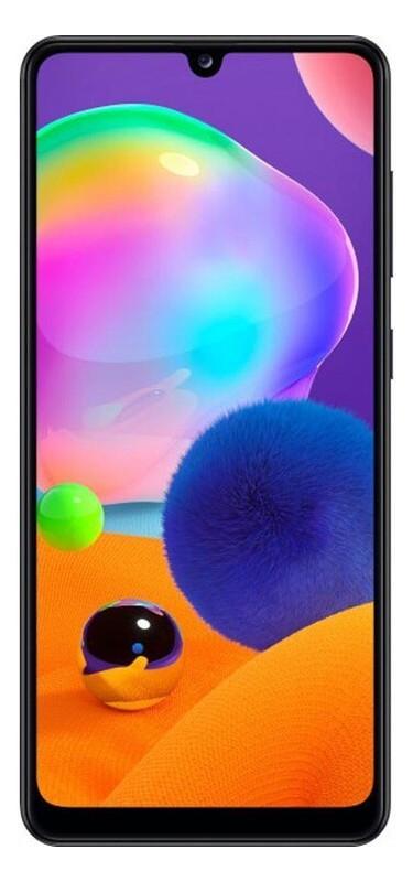 Смартфон Samsung Galaxy A31 4/64GB Black (SM-A315FZKU)
