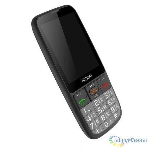 Мобильный телефон Nomi i281 Dual Sim Black