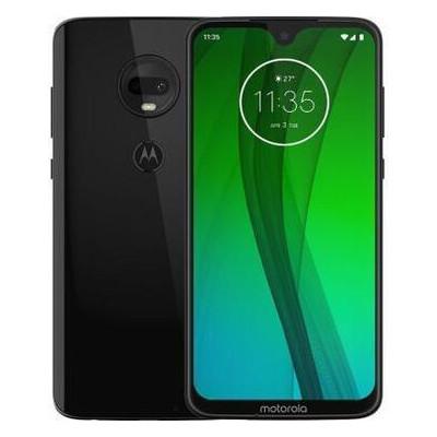 Смартфон Motorola Moto G7 4/64Gb 1SIM (XT1962-1) Black *EU