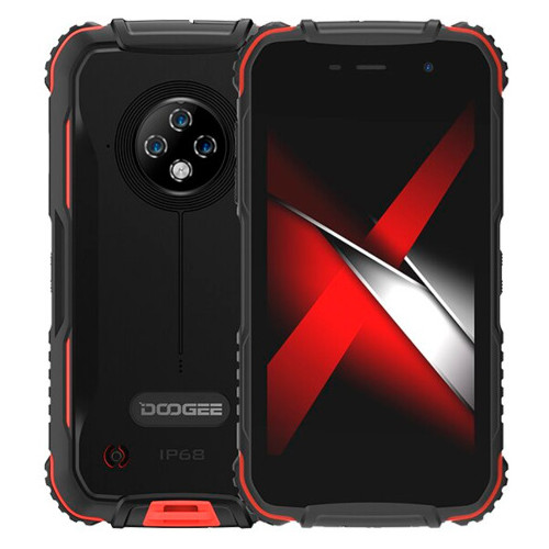 Смартфон Doogee S35 2/16Gb Red *EU