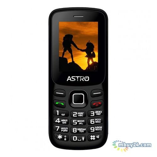 Мобильный телефон Astro A173 Black/Blue