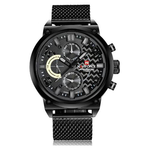 Мужские спортивные водостойкие часы Naviforce Brutto NF9068S 1298
