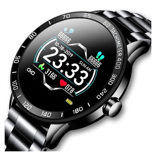 Мужские часы Smart Lige Omega Black