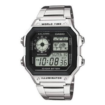 Наручные часы Casio AE-1200WHD-1AVEF